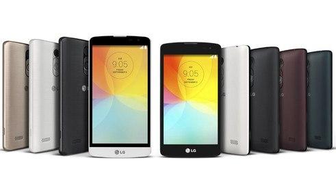 LG anuncia nuevos smartphones de gama media