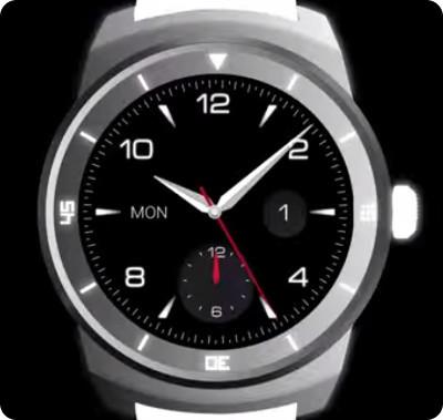 LG anunciará un smartwatch redondo en la IFA 2014