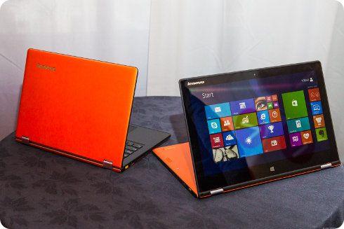 La Lenovo Yoga 3 Pro está en camino