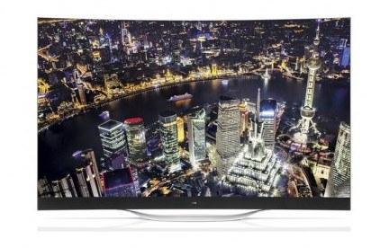 Más detalles de la nueva TV curva de 65 pulgadas de LG