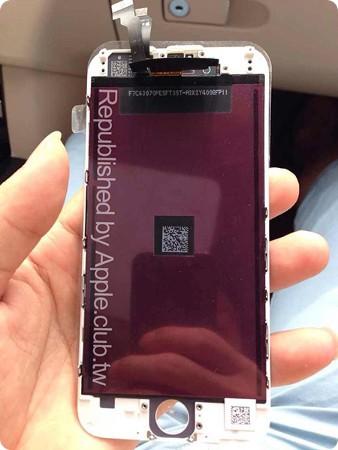Nuevas fotos del iPhone 6 de 4,7 pulgadas