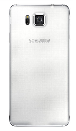 Nuevo Samsung Galaxy Alpha con marco de metal y procesador de ocho núcleos
