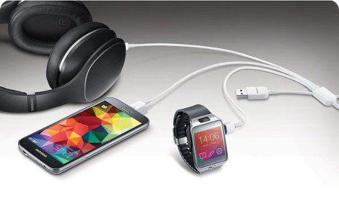 Samsung anuncia un nuevo cable Micro USB 3 en 1