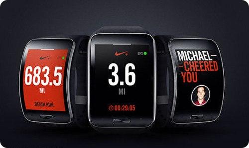Samsung y Nike lanzan la aplicación Nike Running