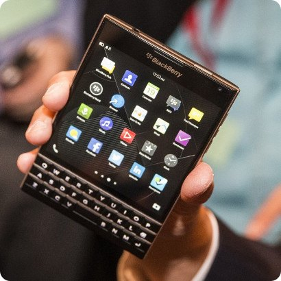 Se filtran las especificaciones del BlackBerry Passport
