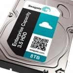 Seagate anuncia su nuevo disco duro de 8TB