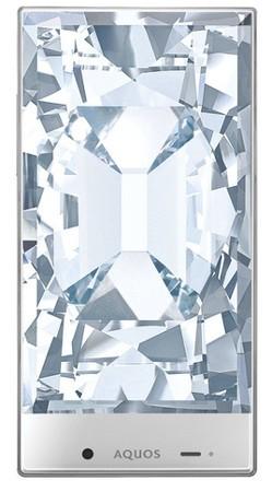 Sharp anuncia un estupendo smartphone el Aquos Crystal