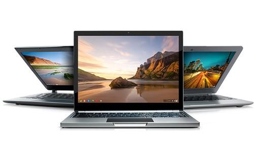 Sigue creciendo la venta de Chromebooks