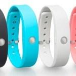 Toshiba lanza su propia pulsera de fitness, la WERAM1100