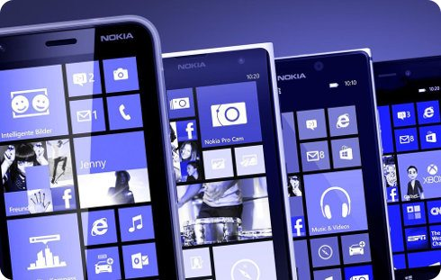 Windows Phone 8.1 está presente en el 25 de los dispositivos WP