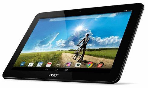Acer anuncia nuevas tablets de 8 y 10 pulgadas