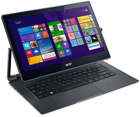 Acer anuncias las nuevas Aspire R 13 y Aspire R 14