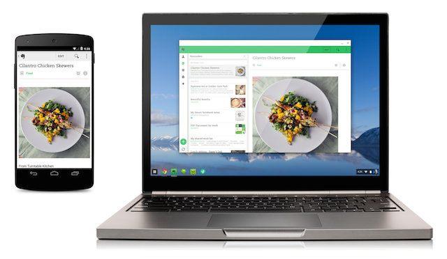 Algunas apps de Android ya están disponible en Chrome OS