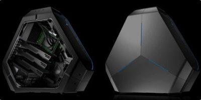 Alienware anuncia la estupenda Area-51