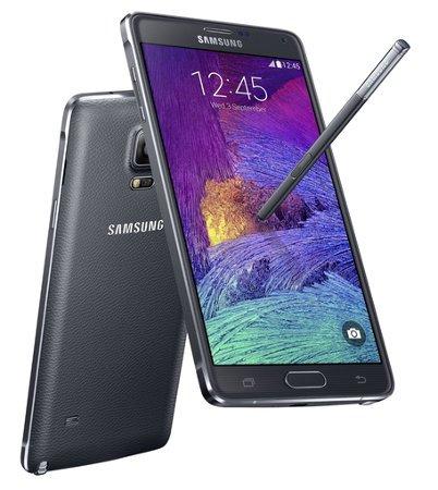 Anunciado el Samsung Galaxy Note 4