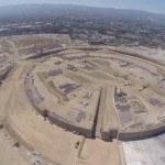 Así va la construcción del nuevo campus de Apple