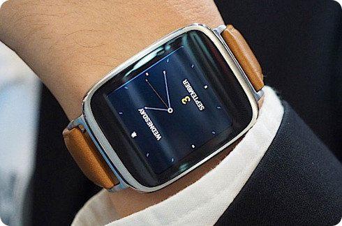 Asus presenta al nuevo ZenWatch