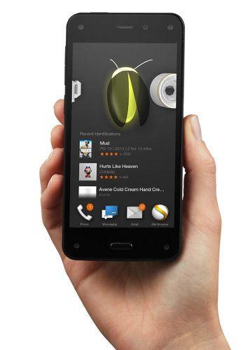 El Amazon Fire Phone pronto llegará a Europa