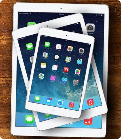 El iPad Pro llegará en 2015 y tendrá un chip A8X
