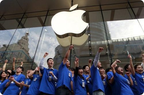 El iPhone 6 recibe luz verde en China