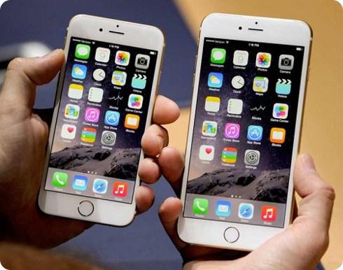 Los nuevos iPhones tienen dos acelerómetros