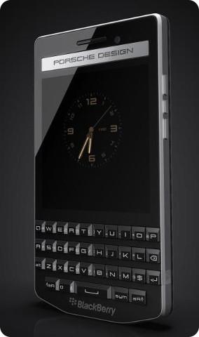 Nuevo BlackBerry Porsche Design P9983