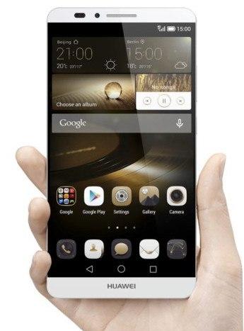 Nuevo Huawei Ascend Mate 7 con pantalla de 6 pulgadas