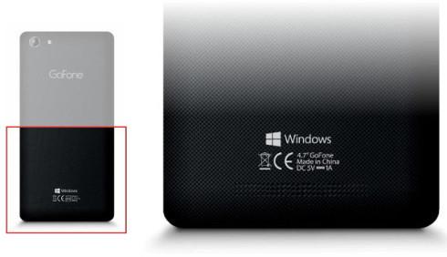 """Nuevo smartphone Windows Phone solo lleva la marca """"Windows"""""""