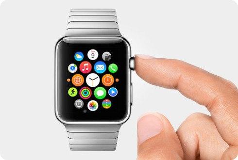 La producción del Apple Watch comenzará en enero