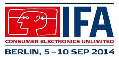 Qué podremos ver en la IFA 2014