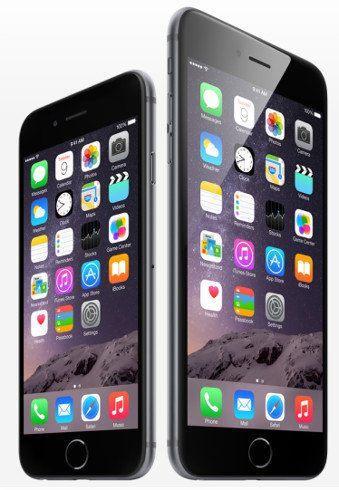 Récord de reservas para el iPhone 6