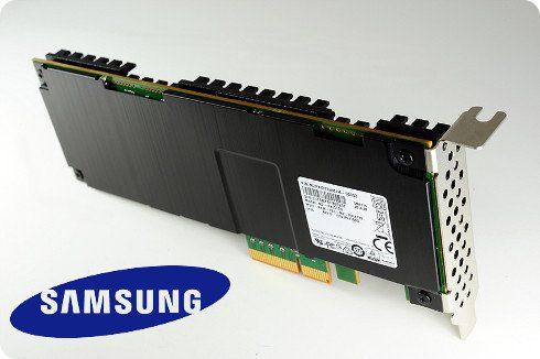 Samsung anuncia su nueva unidad SSD de 3.2TB