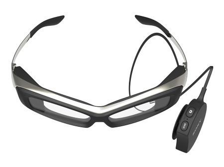 Sony anuncia SmartEyeglass, sus propias gafas inteligentes