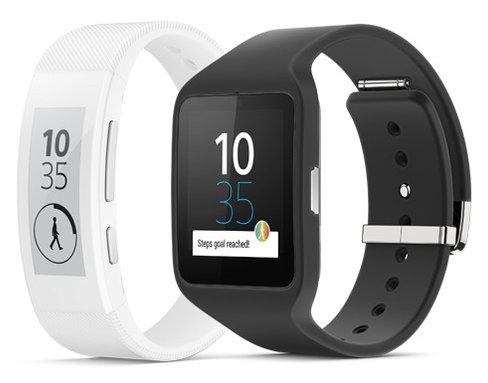 Sony anuncia el SmartWatch 3 y la SmartBand Talk