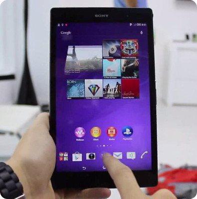 Sony anuncia el Xperia Z3, Z3 Compact y la Z3 Tablet