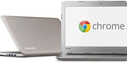 Toshiba anuncia la Chromebook CB30-007
