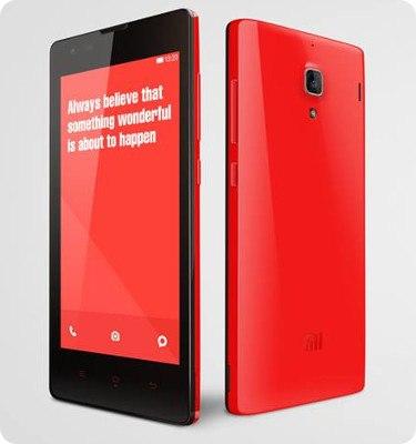 Xiaomi Redmi 1S 60.000 unidades vendidas en solo 13 segundos