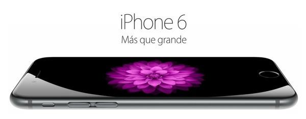 iPhone 6: todos sus detalles
