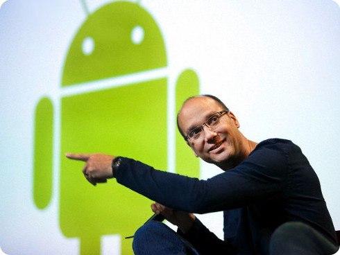 Andy Rubin abandona Google