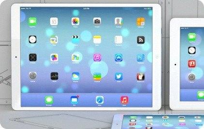 El iPad Pro correría con iOS y con OS X