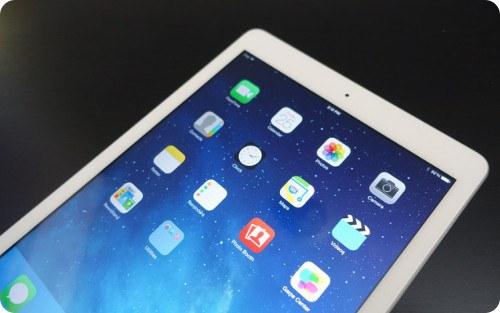 El procesador A8X del iPad Air 2 tiene tres núcleos
