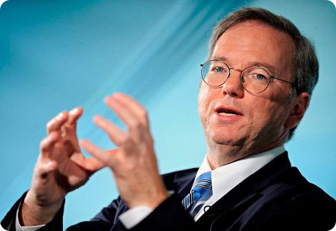 Eric Schmidt dice que Amazon es el mayor rival de Google