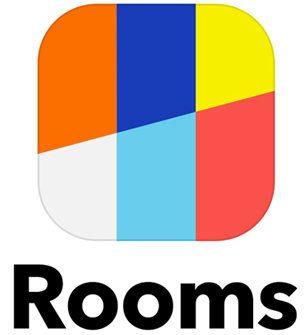 Facebook lanza Rooms, una app para crear salas de chat