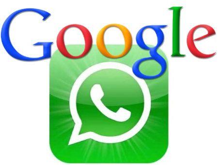 Google estaría trabajando en un competidor para WhatsApp