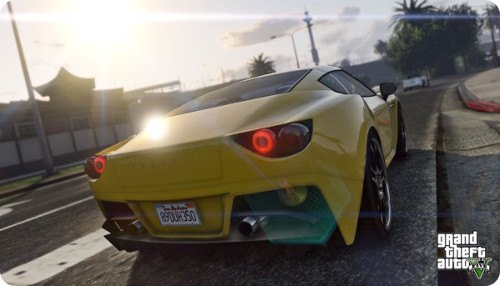 Grand Theft Auto V para PS4 correrá en Full HD