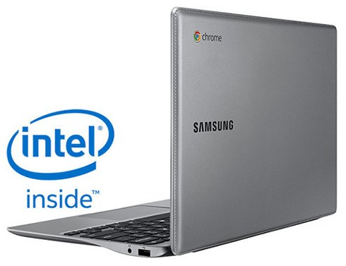 La Samsung Chromebook 2 recibe un chip Intel
