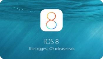 La adopción de iOS 8 llega al 47