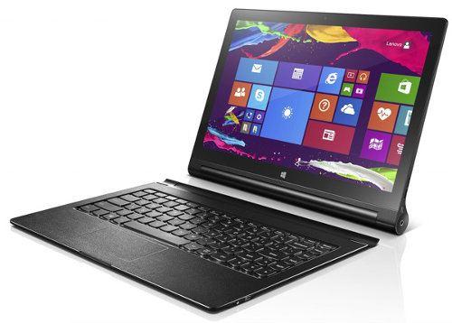 Lenovo anuncia la Yoga Tablet 2 de 13 pulgadas