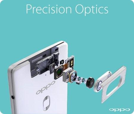 Más detalle del Oppo N3