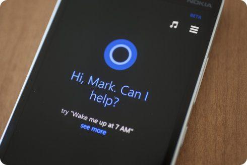 Microsoft está probando Cortana para Windows 10